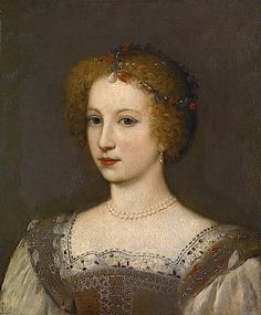 Marie of Cleves or of Nevers (1553–1574) - Princess of Condé, wife of Henry, Prince of Condé, & an early love interest of King Henry III of France. Known for her beauty, Marie caught the eye of the young Henry III. Upon ascending the throne, Henry intended to procure Marie a divorce from her husband and marry her himself. Marie died before he could implement his plan. King Henry III would mourn for several months and eventually marry Louise de Lorraine-Vaudémont, who greatly resembled Marie.