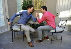 There is no one more competitive than @mrdrewscott!