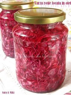 Canning Pickles, Pita, Hungarian Recipes, Romanian Recipes, Romanian Food, Canning Recipes, Good Food, Food And Drink, Vegetarian