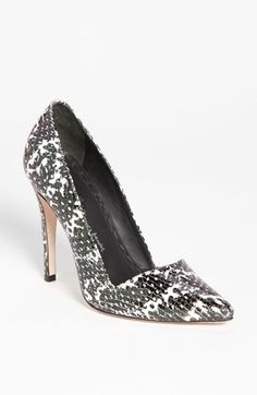 Alice + Olivia 'Dina' Pump available at #Nordstrom