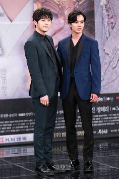 "Yoo Seung Ho - 유승호 @YooSeungHoTeam·4 พ.ค. ""Ruler: Master Of The Mask"""