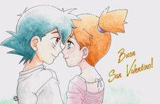 Pokemon Ash And Misty, Guardian Of The Moon, Absence Makes The Heart Grow Fonder, Pokemon Ash Ketchum, Pokemon Collection, Pokemon Ships, Astro Boy, Bad To The Bone, Best Couple