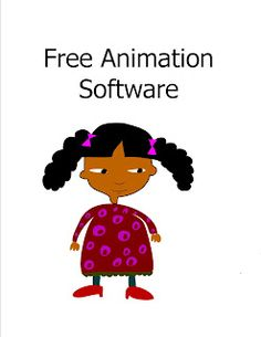Free Animation Software!  Students can create their own short movies to show comprehension.  Click the image  .