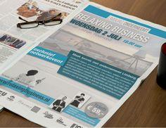 Limburg onderneemt #ontwerp #advertentie #krant #magazine #webbanner #reclame #netwerken #event