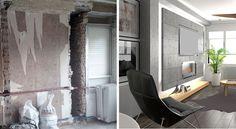 Proyectos de interiorismo: Una vivienda en Madrid. #interiorismo #proyectos #diseñodeespacios http://blgs.co/a8_9sv