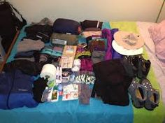 Packing for Inca Trail