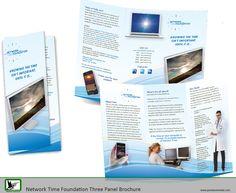 Network Time Foundation Brochures