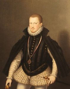Sebastián I de Portugal by Alonso Sánchez-Coello.