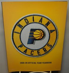 2008-2009 indiana pacers #NBA #basketball official team yearbook from $4.99