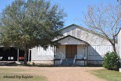 Round Top Dance Hall Round Top Texas