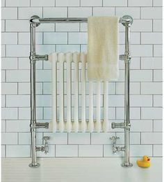 A beautiful feature for any bathroom. Traditional column towel rail https://srijanexportstowelwarmers.co.uk/