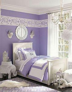 Suzie Lynn Morgan Design Lilac Girl S Bedroom Global Views