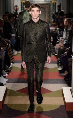#Menswear #Trends Valentino Autumn Winter 2015 Otoño Invierno #Tendencias #Moda Hombre