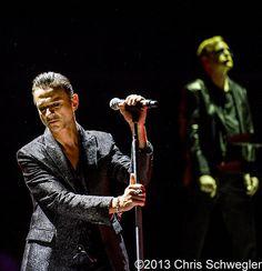 Depeche Mode @ Delta Machine Tour - Clarkston, MI - 08-22-13 - Photo by C. Schwegler on Flickr