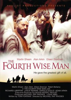 Available in: DVD.Made for television, The Fourth Wise Man was syndicated to local TV stations during Easter week of Martin Sheen, a devout Spanish Christian Music, Christian Films, Christian Videos, Christian Resources, Lance Kerwin, Eileen Brennan, Easter Movies, The Nativity Story, Martin Sheen