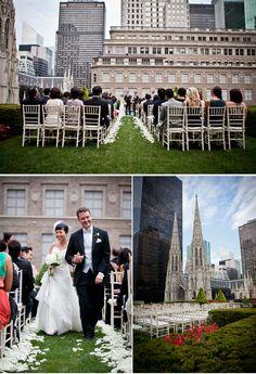 Featured Wedding: Sandra & Troy - 620 Loft & Garden NYC