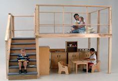 Preschool Room Layout | preschool loft – CT316 | Child Technologies