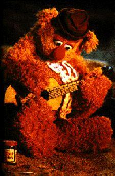 Fozzie I love this scene in the original Muppet Movie