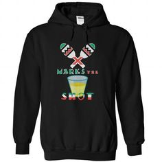 Cool and Awesome X Marks the Spot? X Marks the SHOT! Shirt Hoodie