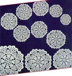 Multiple Choice Doilies