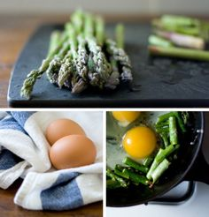 from glam radar creamy eggs with asparagus creamy eggs with asparagus ...