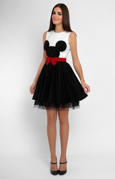 Combined sleeveless cotton-velvet mini dress. Round neck. Fixed belt with an decorative cotton-ribbon bow. Hidden back zip closure. Petticoat with bottom lace trim. Without pockets. #Pintel #dress #cute #velvet #party #mickey #mini #pretty #red #fashiondesigner #couturedress #onlinestore #fashionstore #evening #summer #shopping #pintelstore #cocktail #style #white #lace #disney #fashion #week