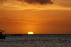 Sunset in Aruba-and they are like this everyday:)