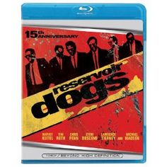 Reservoir Dogs (15th Anniversary Edition) [Blu-ray] (2008)