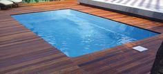 Keramický bazén Baby Pool od spoločnosti Compass Ceramic Pools je inšpirovaný modelom XL Trainer. Predstavuje skvost do vašej záhrady.