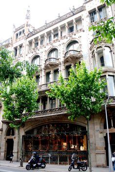 Casa Thomas Barcelona, Catalonia