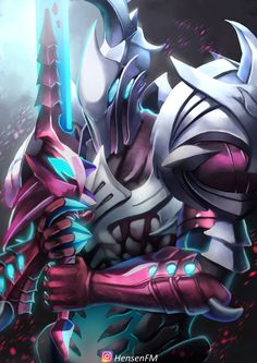 Argus Dark Draconic Mobile Legends - HensenFM by HensenFM.deviantart.com on @DeviantArt
