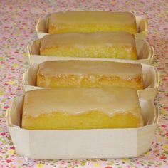 Cakes in the city: Petits cakes à l'orange et aux amandes