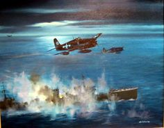 Aggressiveness was a fundamental to success in air-to-air combat and if you ever caught a fighter pilot in a defensive mood you had him licked before you started shooting. — Captain David McCampbell, USN, leading U.S. Navy ace in WWII