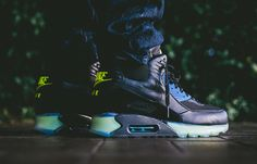Nike Air Max 90 Ice Sneakerboot 'Photo Blue' post image