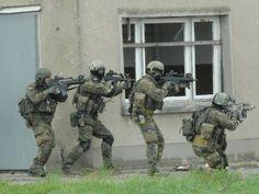 Bundeswehr - German Armed Forces - SOF - KSK (Kommando Spezialkräfte)