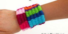 Straw weaving bracelets (Tutorial included)