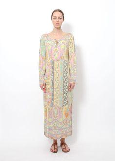 Etro Ethnic Summer Dress