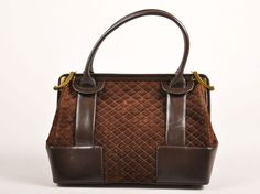 Judith-Leiber-Quilted-Suede-Bag