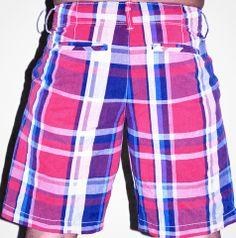 Cotton Checks Shorts – A1 Shopping Birthday Wishes, Trunks, Shorts, Swimwear, Cotton, Shopping, Fashion, Stems, Bathing Suits