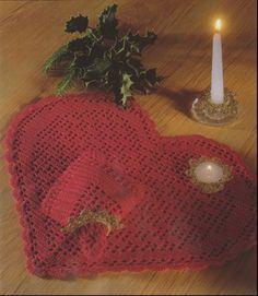 <p>Så smukt som i gamle dage. Retro ren retro juledækkeservietter og lunchserviette. Disse romantisk nostalgiske juleservietter bliver aldrig umoderne. Det