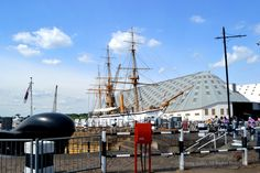 Best Day Trips From London - The Historic Dockyard Chatham