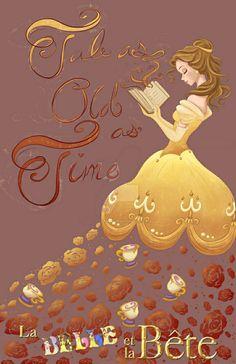 """{ ✄ Collage Logo """"La Belle et la Bête"""" part : ✎_LølY_✍ } ~ Film d'Animation…"""