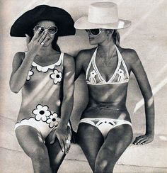 Retro Beach Chic