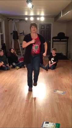 Walk the Plank Choreography- Peter Pan JR