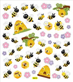Busy Bees Job Chart Plus Bulletin Board Set 18 1 4 X 17 2