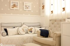 Love this, but color theme . Baby Bedroom, Baby Boy Rooms, Nursery Room, Kids Bedroom, Childrens Room Decor, Baby Room Decor, Toddler Rooms, Nursery Neutral, Girl Room