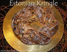 Cocinando con Cris: Estonian Kringle {Paso a Paso, Panificadora y Método Tradicional}
