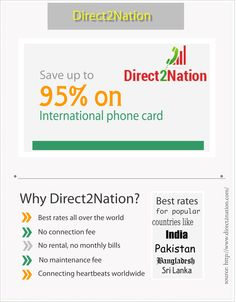 direct2nation.com save on calling card