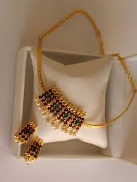 Image result for temple jewellery