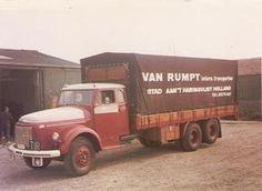 Volvo Van Rumpt Stad ah Haringvliet